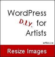 artbiz-resize images for the web