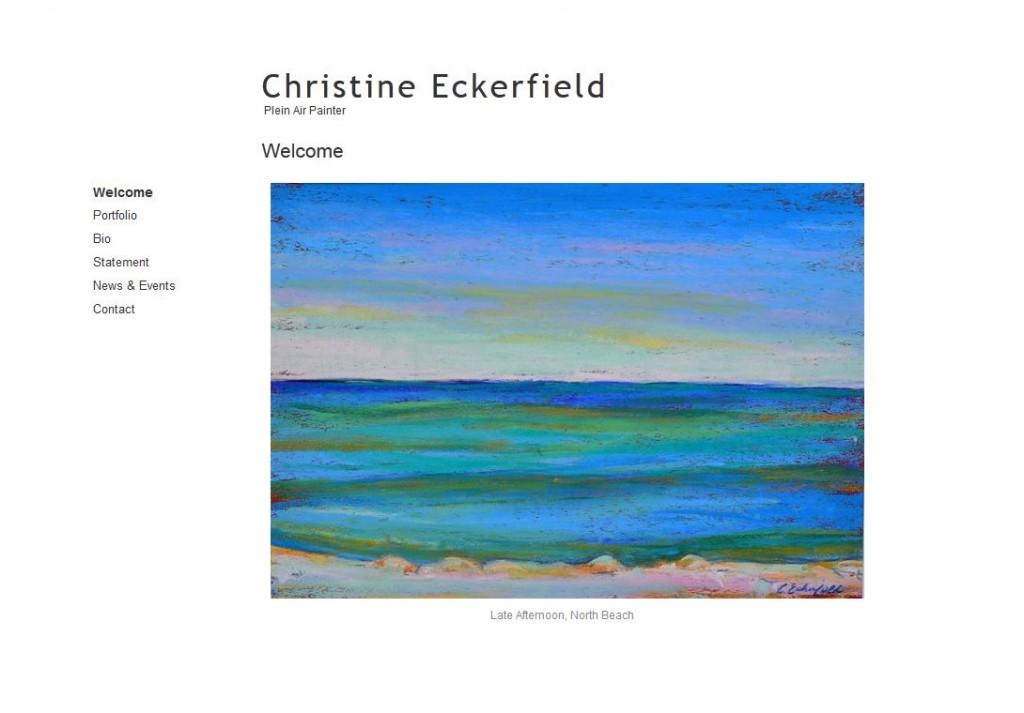 Christine-Eckerfield