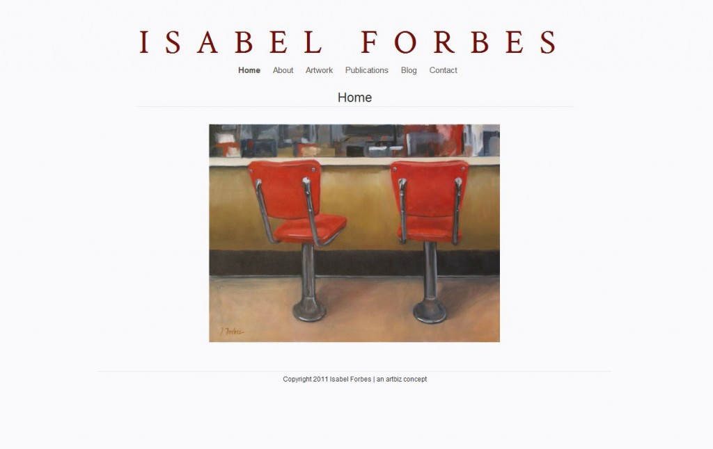 Isabel Forbes