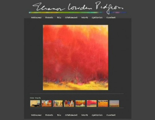 Eleanor Lowden Pidgeon