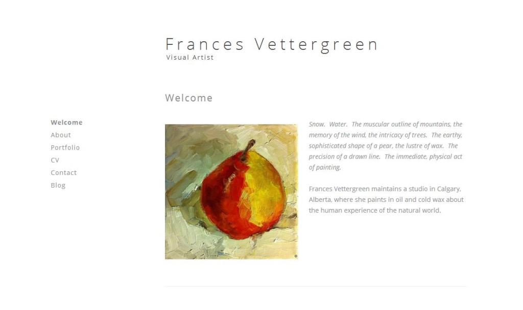 Frances Vettergreen