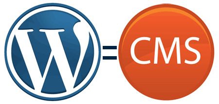 wordpress = cms