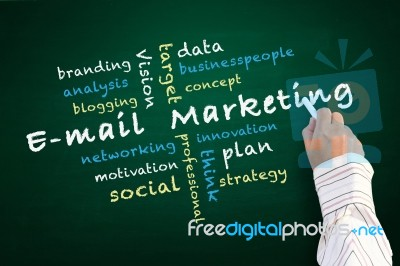 email-marketing-concept-10097318