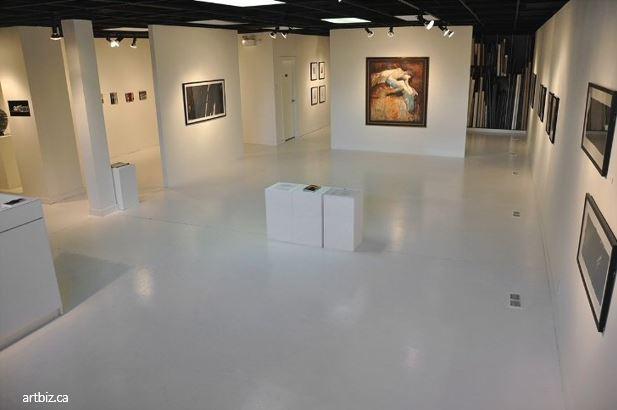 Artfirm Fine Art Website