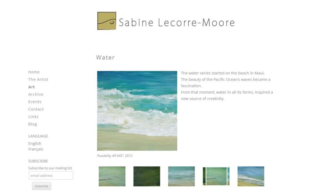Sabine Loecorre-Moore