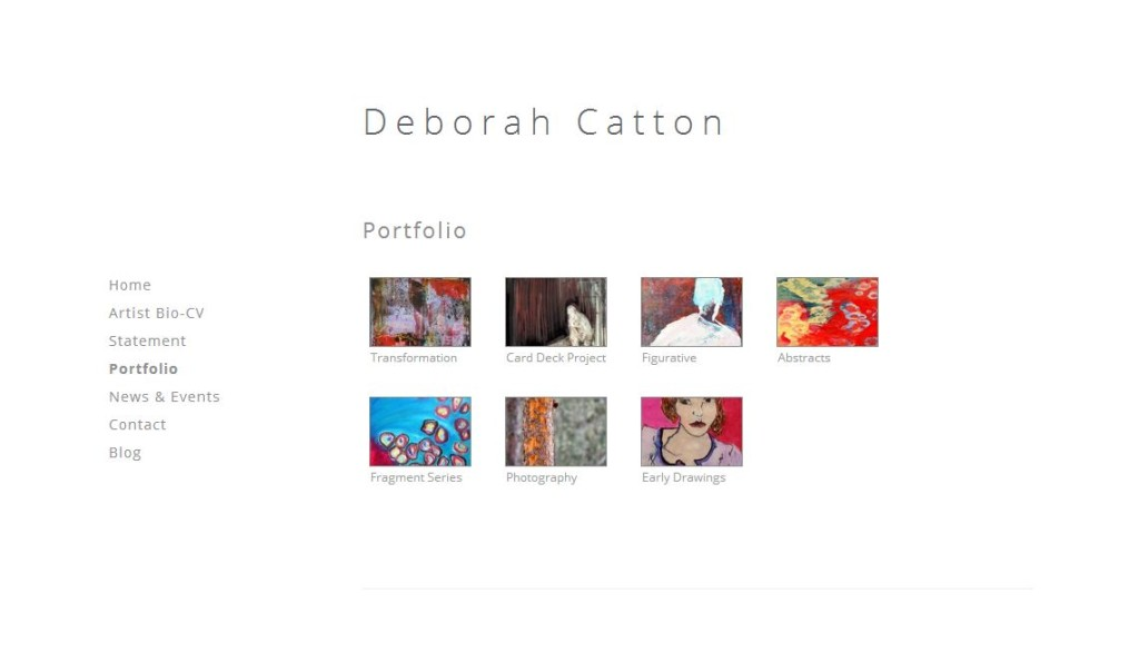 Deborah Catton