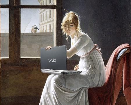 Blogging for Artists: It Works