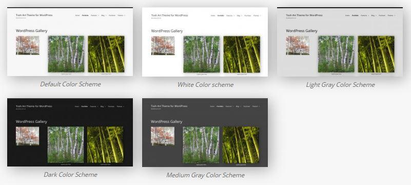 tosh-color-schemes