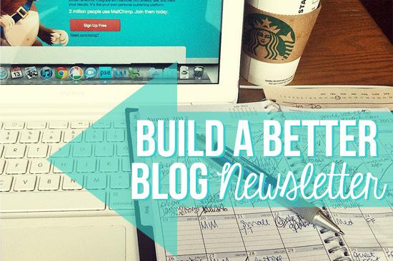 The Blog Newsletter Combo Makes Art Blogging Easy