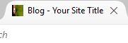artbiz-remove-site-title-wordpress-favicon